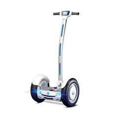 Super star !outdoor self balance 15inch vehicle with handle and bluetooth highest speed 30KM scooter max mileage 65KM