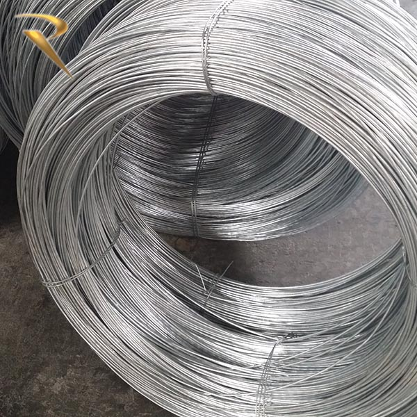 factory supply <strong>Q195</strong> low carbon wire rod for galvanized iron wire