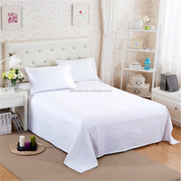Cotton/Polycotton hotel bed sets, microfiber bed sheeting