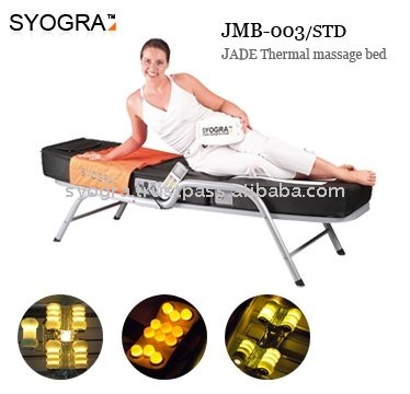SYOGRA JADE Germany Best Selling Thermal Massage Bed