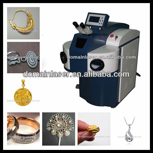 200W Golf Head Laser Welding Machine with CE
