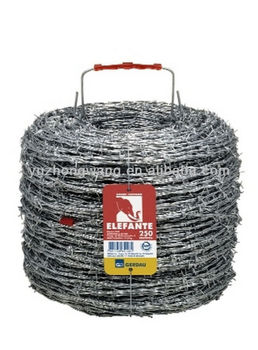 Barbed wire 14x14 (20 years' factory)