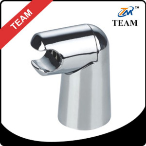 TM-6028 Wall bracket plastic ABS 100% cixi Bathroom Accessories chrome Shower Head Bracket Holder