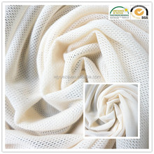 nylon spandex elastic mesh knitted fabric for underwear