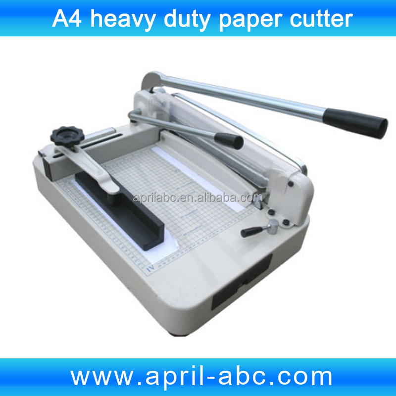 A4 Thick layer paper cutter
