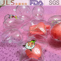 round-shape plastic ball outdoor christmas decoration