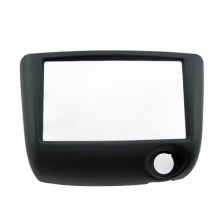 Yelew YE-TO 009 Top Quality Car Radio Fascia Panel for TOYOTA VITZ 2009 Stereo Dash CD Facia Trim Installation Kit