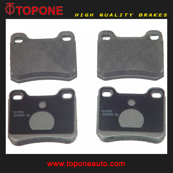 For MERCEDES-BENZ 190E Car Brake Pad 001 420 01 20 Plate Sensor