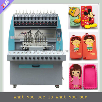 JY-B02 factory price high quality mobile phone cover machine