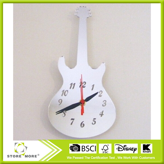 Electric Guitar Clock (Epiphone Style)