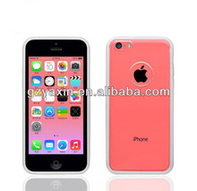 Protective tpu case for iphone 5c made in china