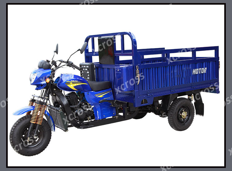 Strong Power 250cc Water Cooled Cargo Tricycle Three Wheels Motorcycles For Sale Xcargo250N