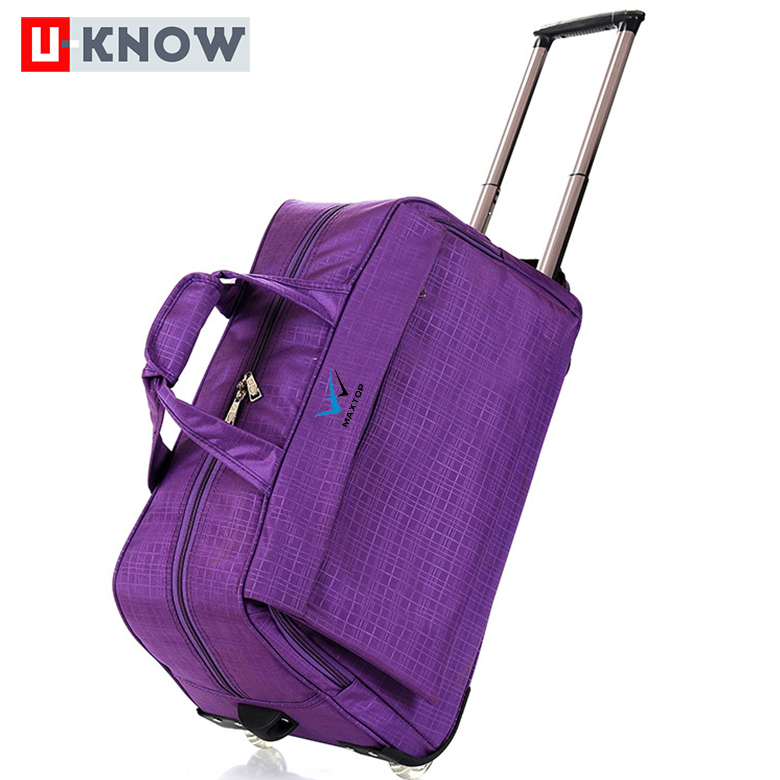 Factory customized cheap travel luggage case small trolley bag with 2wheels