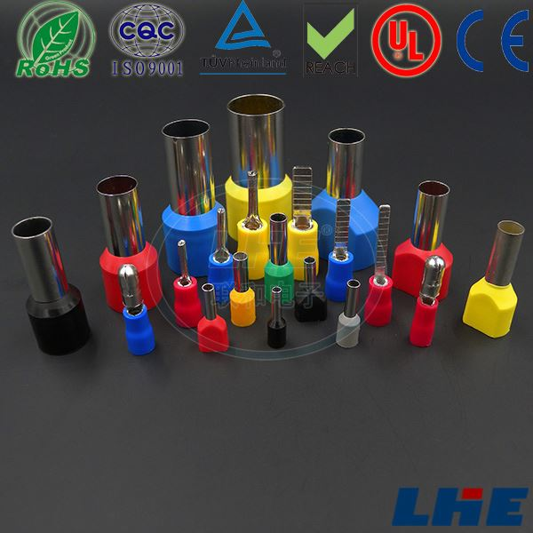 pin type lugs insulated