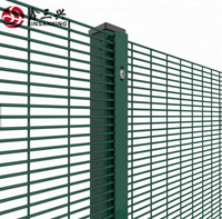 High Density and High Security Wire Anti Climb 358 Welded Mesh Fence