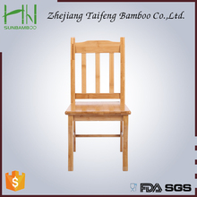 Wholesale eco-friendly Bamboo kitchen table and chair in healthy life