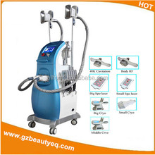 Hot sale cavitation RF lser cryotherapy slimming equipment
