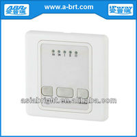 3 Speed Fan Speed Controller Switch with Digital Timer Switch
