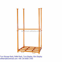 Stacking Rack Stillages Post Pallet for Tyres, Fabric, Textiles, Cartons Storage