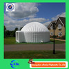 Hot selling white inflatable cabin tent, inflatable tent china for promotion