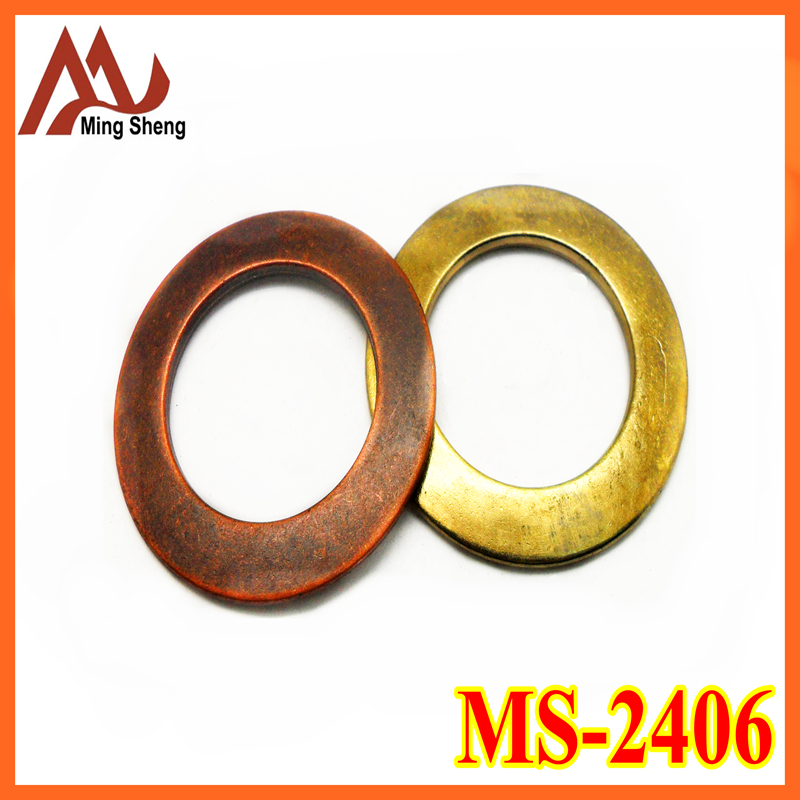antique color supplier zinc alloy <strong>metal</strong> o ring in bag parts & accessories
