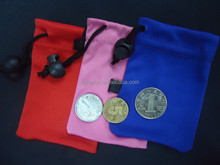 small cloth bag for coin