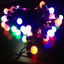 CE/RoHS Outdoor Decorative LED Christmas Light Bulb Covers
