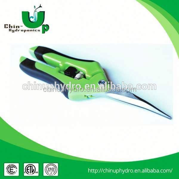 Hydroponics Stainless Steel Plant Scissor/Garden Cutting Scissor/electric scissors for cutting fabric