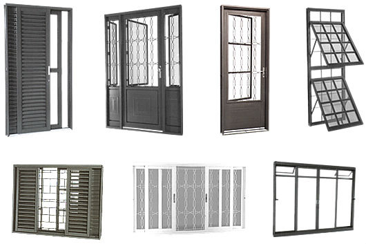 Aluminium Doors an Windows