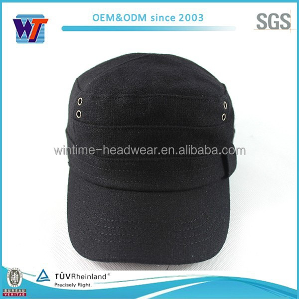Wholesale 2015 cotton military hat military hats and caps