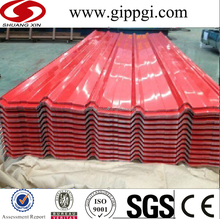 Manufacturer direct supply low cost steel poultry shed roofing