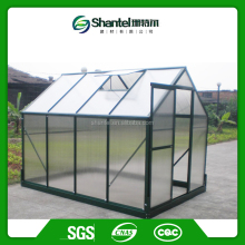 Aluminum Garden Greenhouse Greenhouse With Polycarbonate