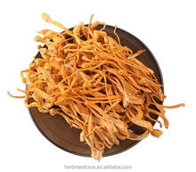 Cordyceps militaris dried whole part for natural mushroom organic food