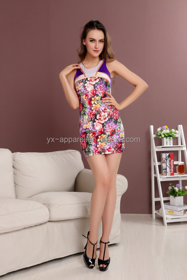 wholesale ladies hot sexy club dress