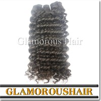 Hot new products for 2014 high quality crochet braids with human hair