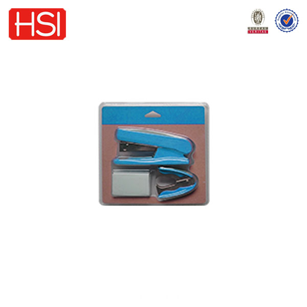 school&office supply high quality promotional machine disposable skin stapler