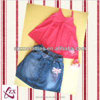 high quality baby girl clothes beautiful used clothing suppliers in UK