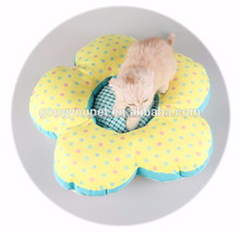 stock personality dog cat flower mat cat bed cute little dog mat removable washable 6 color