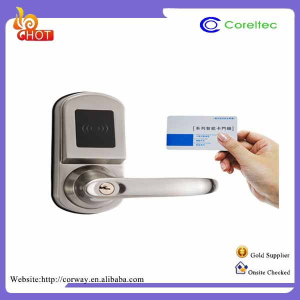 New Style Best Selling Hotel Key Card Door Lock Machine