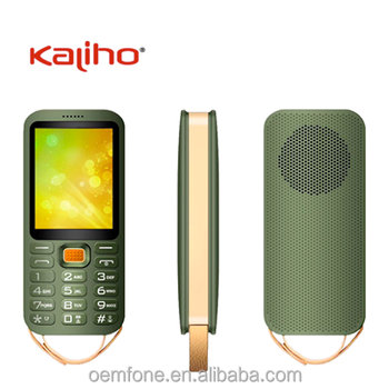 China Big Battery Capacity Feature Phone with Wholesale price