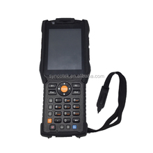 Impressive Flexibility Color Touchscreen Wireless Handheld RFID Reader