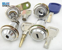 Use in different place safe iron lock door lock or office desk drawer lock