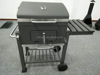 BG-001 Kings Union Portable Charcoal BBQ Grills With Best Factory Price