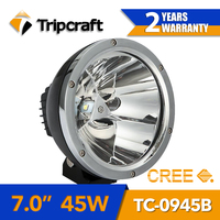 Hot-sale!! Crees LED Driving light,5 Inch 45 watt Round led work light
