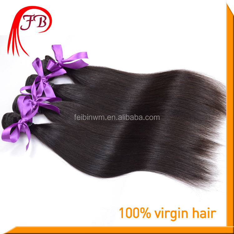Low Price 6A 3Pcs 20 22 24 Brazilian Peerless Virgin Hair Cheap Straight Human Hair Weft