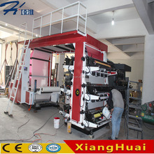 2017 China six to eight colors cheap used flexographic Printing Machine