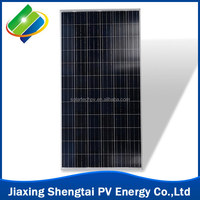 High efficiency pv solar module 220W for home use solar panel manufacturing machines