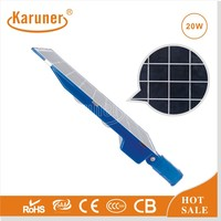 New Energy Solar Panel 20W Integrated