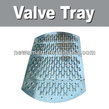 chemical tower valve tray for tower internals | Valve Tray Supplier