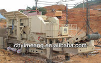 CMC WHEELED MOBILE JAW CRUSHER